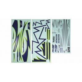 Stickers Extra 330SC Blue