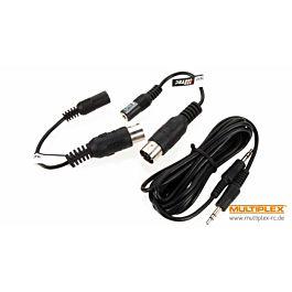 HITEC Teacher-Pupil cable Optic and Aurora