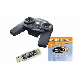 Multiflight Plus, CD, USB Stick and radio