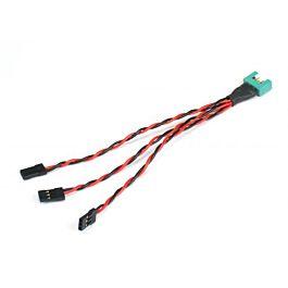 Jeti Plug System MPX on 3x System JR