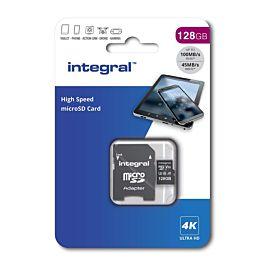 Integral Micro SDXC card V30 128GB