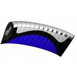Opale RC Skydiving parachute - Steven - Blue