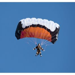 RC Skydiver kit - ARTF - Orange (no servos)