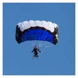 RC Skydiver kit with 3 servos - ARTF - Blue
