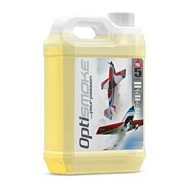OptiSmoke - Liquide fumigène (pour essence et jet) (5L)