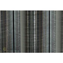 Orastick Brushed Aluminium (105) - per meter