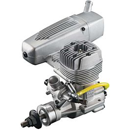 OS GGT-15 Gas Engine (with 4040 silencer)