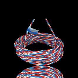 Premium MAXI servo lead, 10 meter