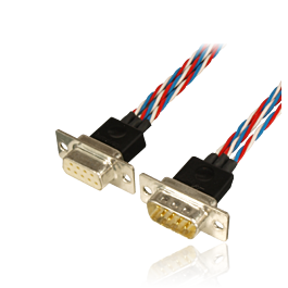 "Powerbox - Kabelset premium ""One4Three"" voor 3 servo's, Sub-D, 160cm"