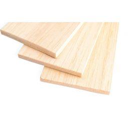 Balsa plank 25x100x1000mm
