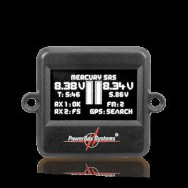 OLED-Display for PowerBox Mercury SRS