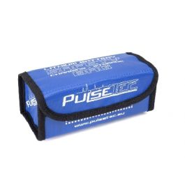 Pulsetec Lithium Battery Safety bag 19x7.5x8cm