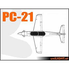 Unilight - bundle for PC-21 2.7m Civil version