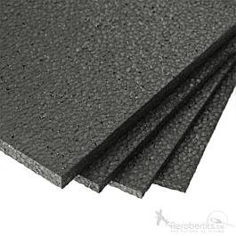 EPP Sheet 595x800x6mm - Black