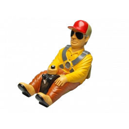 "Pilot doll ""Bruno"""