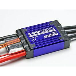 Pichler Brushless Speed Controller ESC S-CON 120HV
