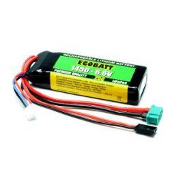 6.6V 1450mAh LiFe Battery Egobatt (25C)