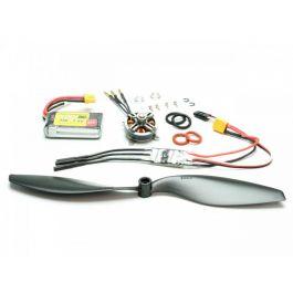 Pichler Shocky Pro Power set (Motor/ESC/Lipo/Prop)