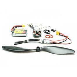 Pichler Shocky Pro Power set (moteur/esc/lipo/hélice)