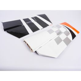 "Extra 330SC 107"" Orange/Blanc/Noir, Stabilo Competition"
