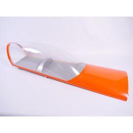 """Extra 300 107"""" Orange C07, Verrière"""
