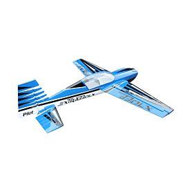 """Extra 330LX 103"""" ARF color 08 (blue)"""