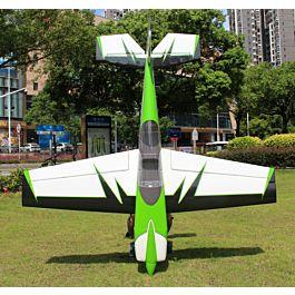 """Extra NG 103"""", Green/Black ARF kit (Color 02)"""