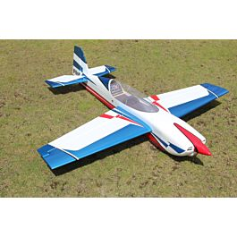 """Extra NG 78"""", Blue/Red ARF kit (Color 01)"""