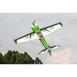 """Extra NG 78"""", Green/Black ARF kit (Color 02)"""