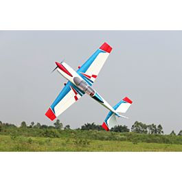 """Extra NG 90"""", Blauw/Rood ARF kit (Color 01)"""