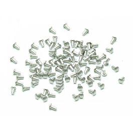 Scale Rivets - Aluminium - 2.0 x 1.0mm (100pcs)