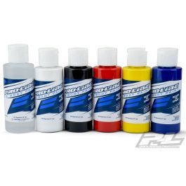 Proline RC Body Paint Pack (Primary Colours)