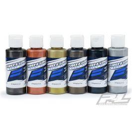 Proline RC Body Paint Pack (Metallic Colours)