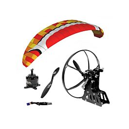 Opale Rc Paramotor Kit - Power 1.1 RS / Backpack XS2