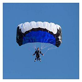 RC Skydiver kit with 3 servos - ARTF - Blue