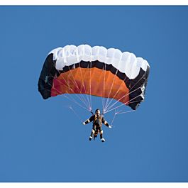 RC Skydiver kit - ARTF - Orange (no servos)