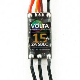 RC factory Volta 15A brushless speedcontroller