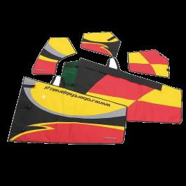 Revoc Bags - Set de housses Krill Su-29 (33%) - Seba colors