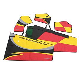 Revoc Bags - Hoezenset Krill Su-29 (33%) - Seba colors