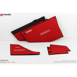 Revoc - Coverset for Krill Ares 270cm Wing/Stabs/Rudder