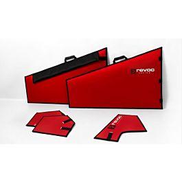 """Revoc - Hoezenset voor Pilot Laser 73"""" Vleugels/Hoogteroer/Rudder"""