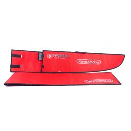 Revoc Wingbags for Robbe Scirocco (red color)