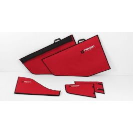Premium Wingbags for Sebart PC-21 XL 2.2m, red color