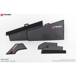 """Revoc - Hoezenset voor EF Slick 105.5"""" Vleugels/Hoogteroer/Rudder"""