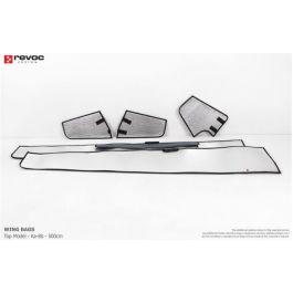 Revoc - Housses d'aile alu pour Topmodel Ka-8b (500cm)