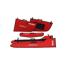 Revoc - Hoezenset voor Ripmax Xcalibur Vleugels/Hoogteroer/Rudder