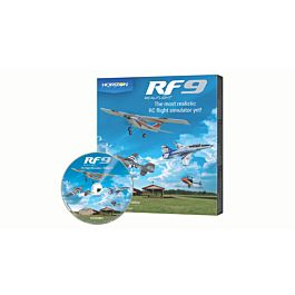 RF9 Flight Simulator, Software Only
