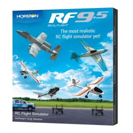 RF9.5 Flight Simulator, Software Only
