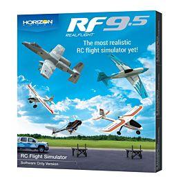 RF9.5 Flight Simulator, Software Only