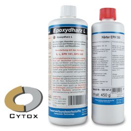 Epoxyhars L + Harder L (40 min) 140 gr
